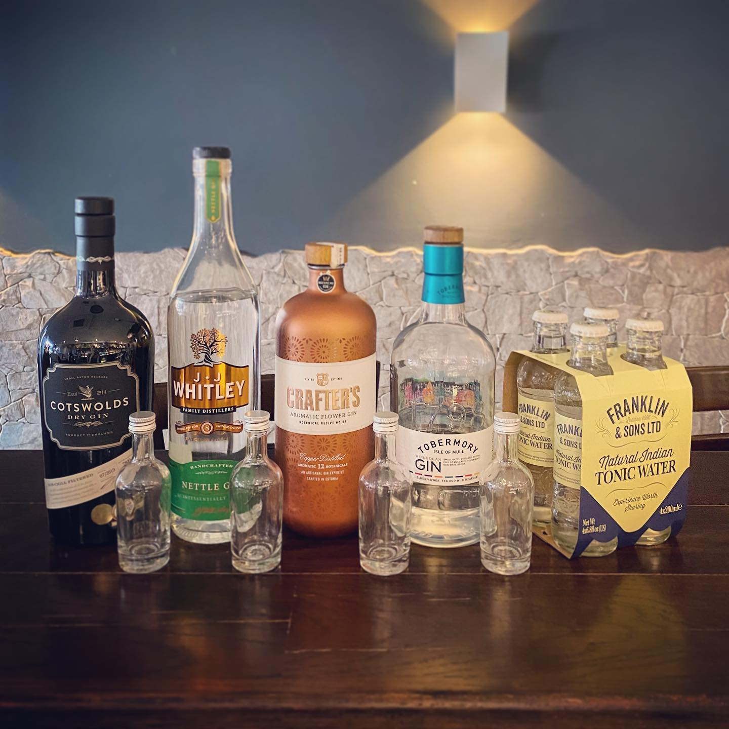 Gin package